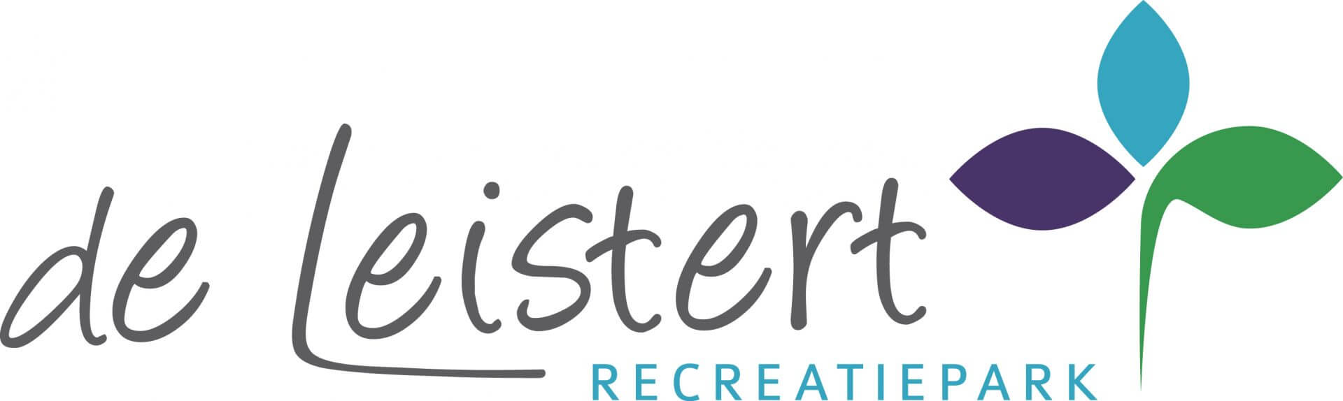 Logo de Leistert recreatiepark CMYK